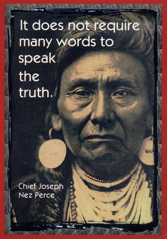 Native American Quote 15 Picture Quote #1