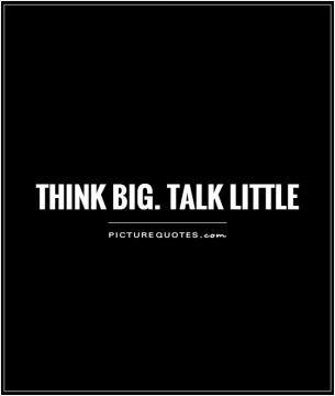 Goals So Big, You Get Uncomfortable Telling Small Minded ...  |Get Big Quotes