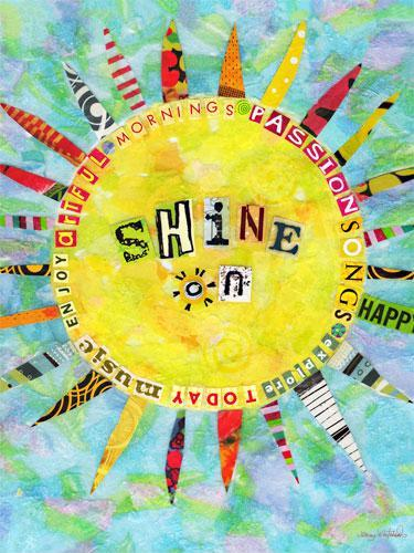 Shine on Picture Quote #1