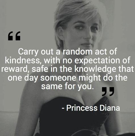 Carry out a random act of kindness, with no expectation of reward, safe in the knowledge that one day someone might do the same for you Picture Quote #1