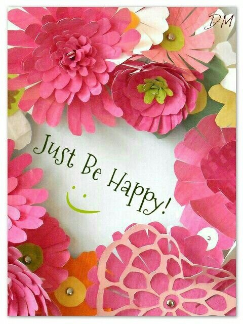 Just be happy! Picture Quote #1