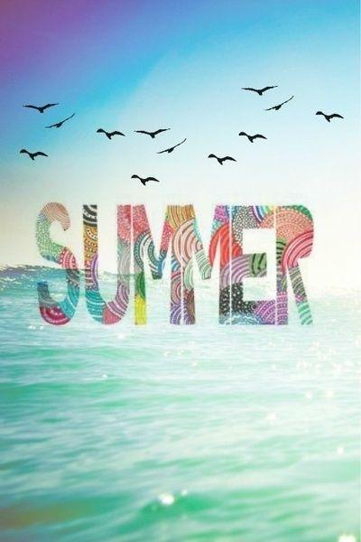 Summer Picture Quote #1