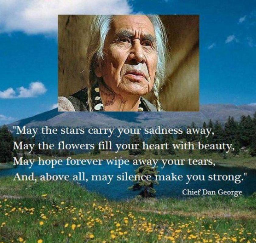 Native American Quote 33 Picture Quote #1
