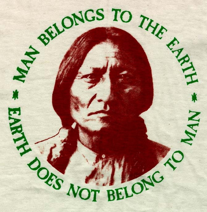 Environmental Quote Native American 1 Picture Quote #1