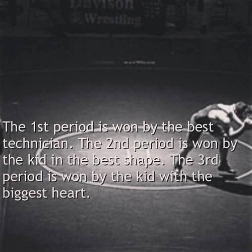 Wrestling Quote 4 Picture Quote #1