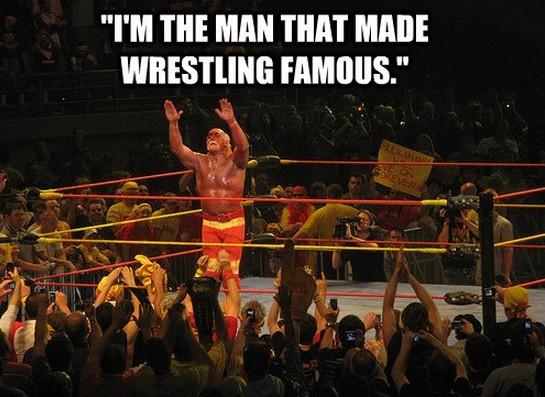Wrestling Quote 10 Picture Quote #1