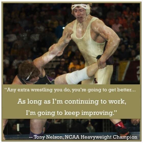 Wrestling Quote 12 Picture Quote #1
