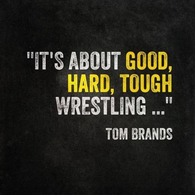Wrestling Quote 15 Picture Quote #1
