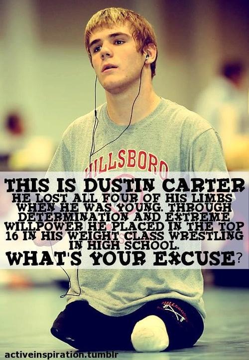 School Wrestling Quote 1 Picture Quote #1