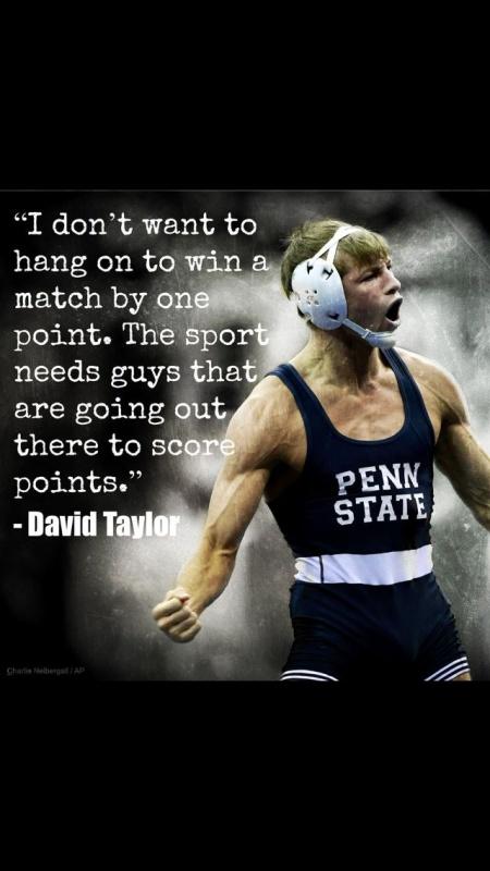 Wrestling Quote 20 Picture Quote #1