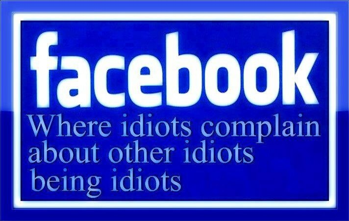 Stupid People Quote For Facebook 1 Picture Quote #1