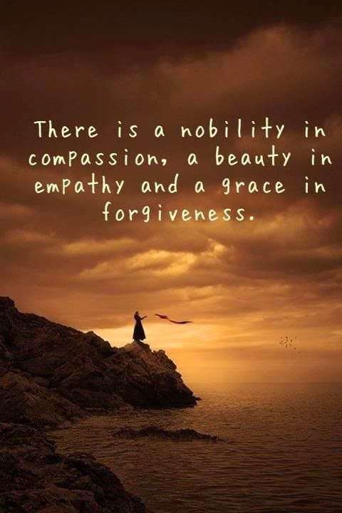 Grace And Compassion Quote 1 Picture Quote #1