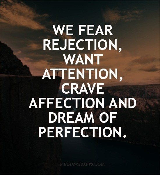 Rejection Quote 6 Picture Quote #1