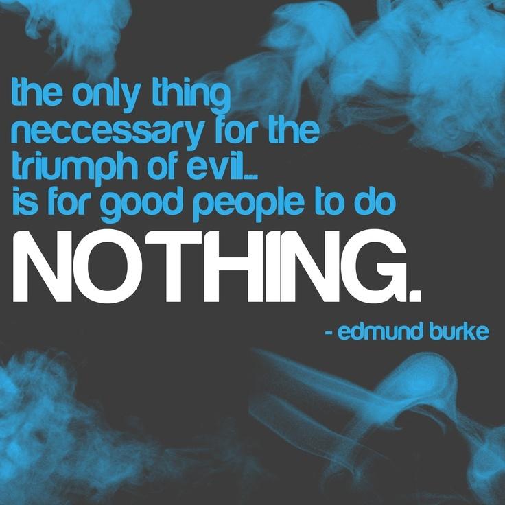 Evil Quote 3 Picture Quote #1