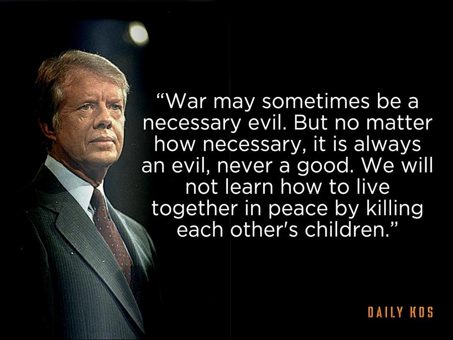 Necessary Evil Quote 1 Picture Quote #1