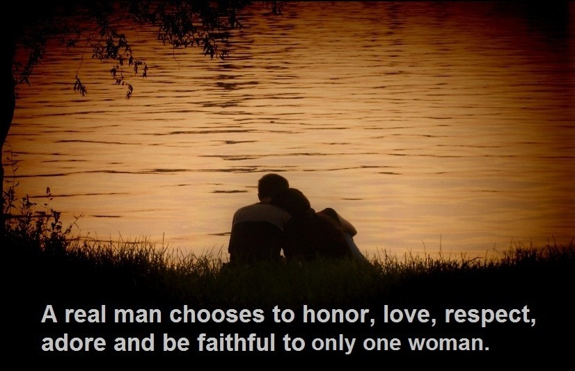 Real Love Quote For Her 1 Picture Quote #1