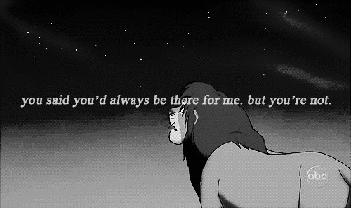Disney Quote About Being Alone 1 Picture Quote #1