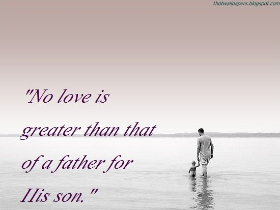 Father Son Quotes | Father Son Sayings | Father Son Picture ...