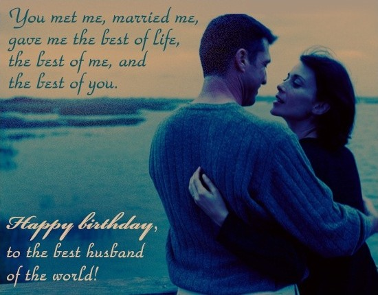 Birthday Quote For Husband Quote Number 600456 Picture Quotes