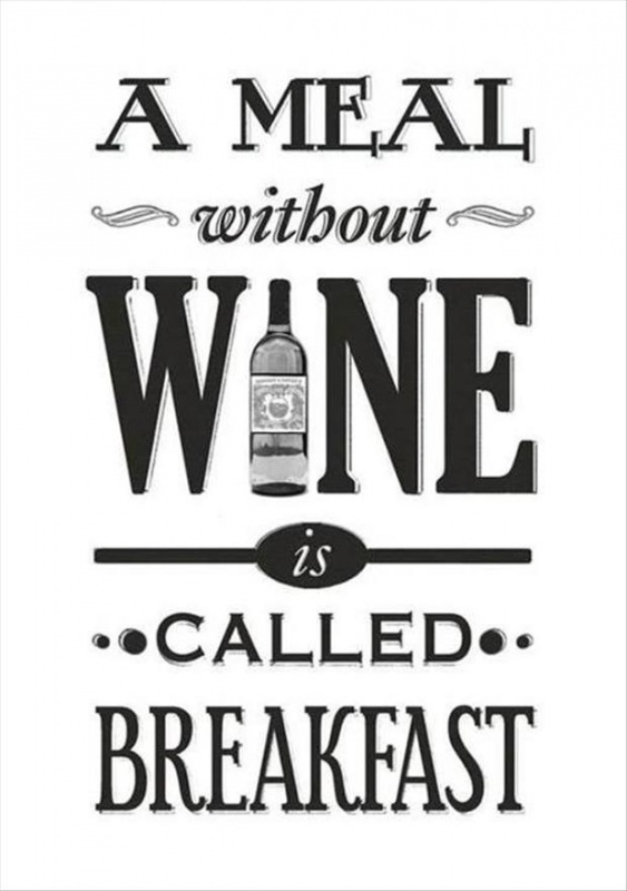 Wine Quote 1 Picture Quote #1