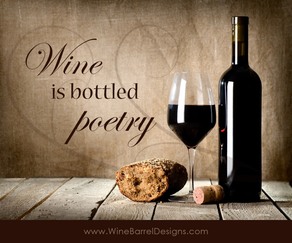 Wine Quote 3 Picture Quote #1