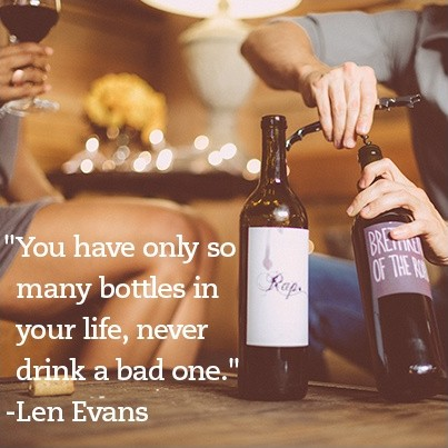 Great Wine Quote 2 Picture Quote #1
