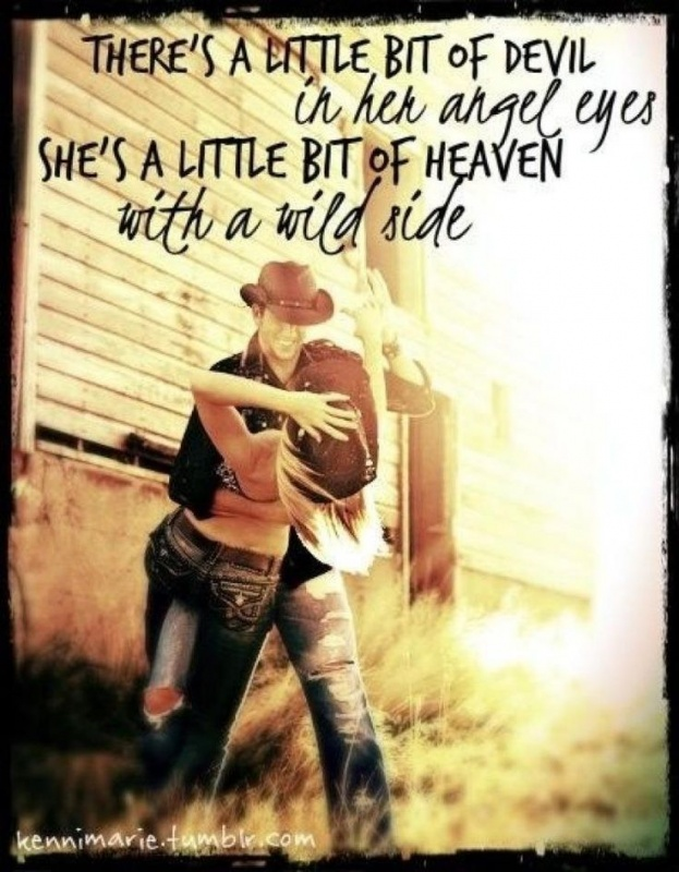 Country Song Quote 2 Picture Quote #1