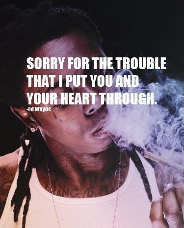 Apology Quote 1 Picture Quote #1