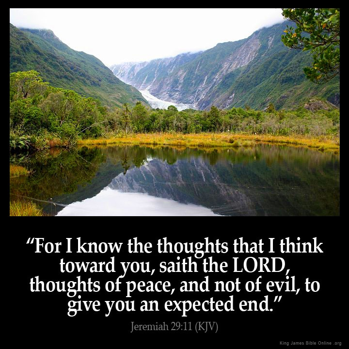 Kjv Inspirational Bible Quote 6 Picture Quote #1