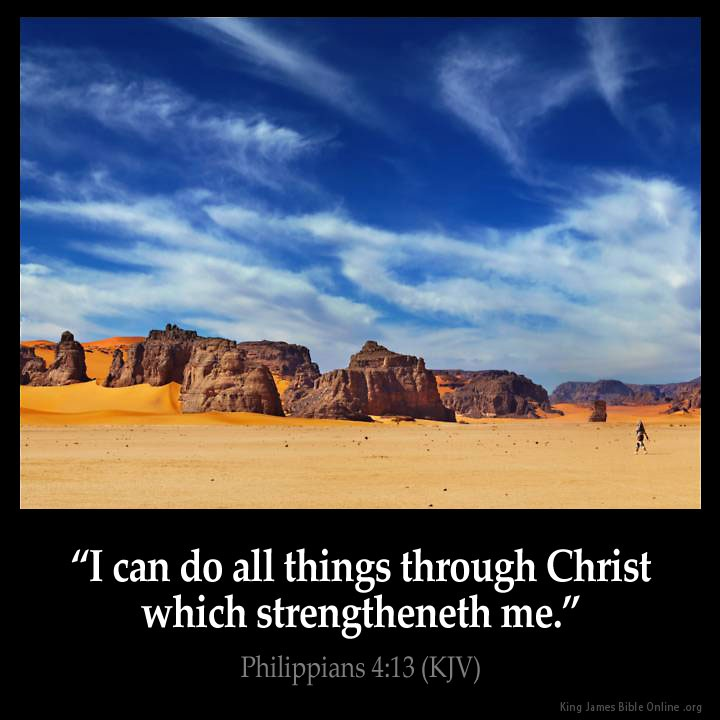 Kjv Inspirational Bible Quote 11 Picture Quote #1