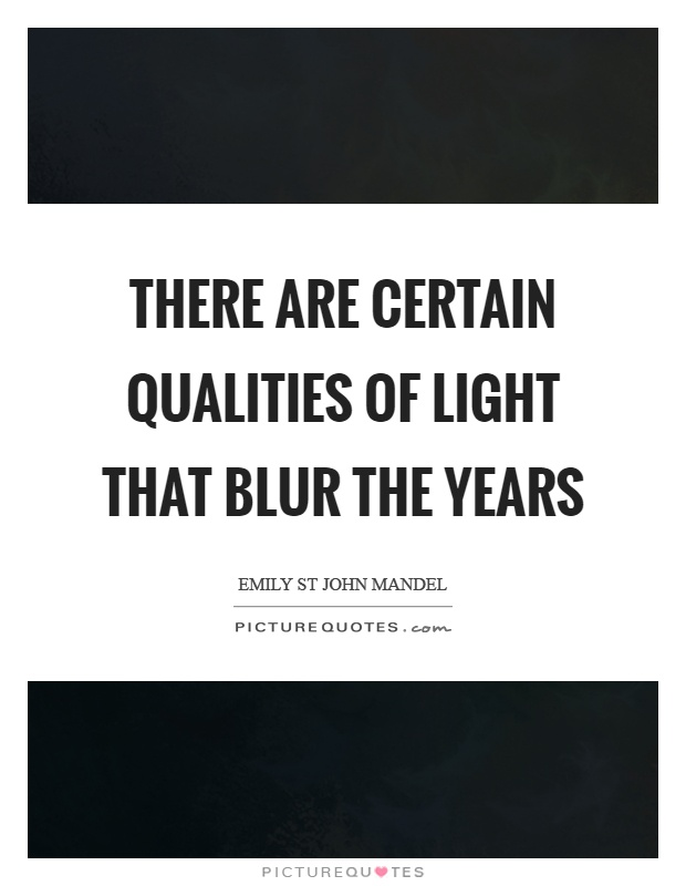 blurred picture quotes