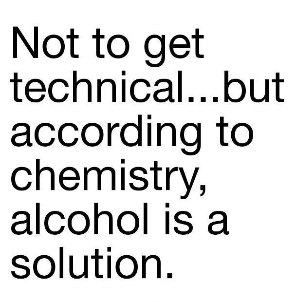 Funny Drinking Alcohol Quote 1 Picture Quote #1