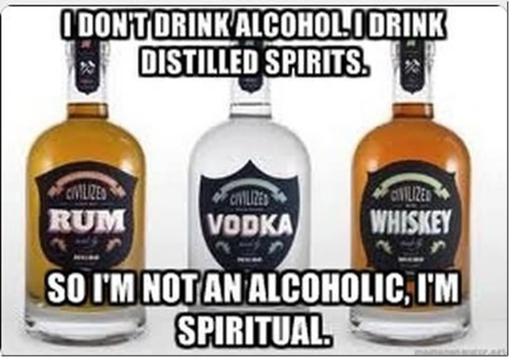 Alcohol Quote 2 Picture Quote #1
