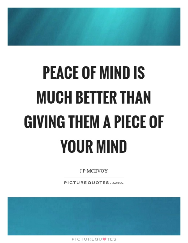 Wisdom in the mind is better than money in the hand