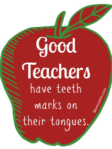 Good Teachers Quote 1 Picture Quote #1