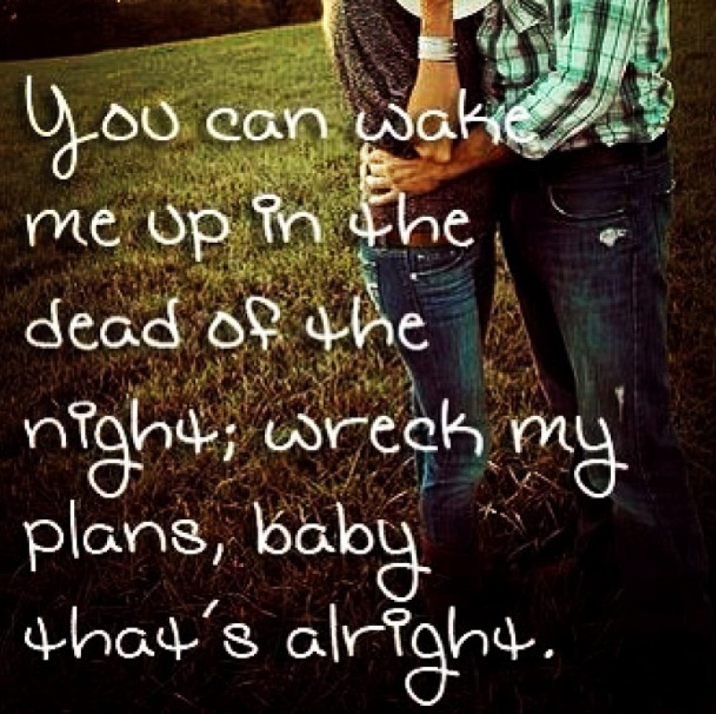Luke Bryan Song Lyrics Quote | Quote Number 601903 | Picture ...