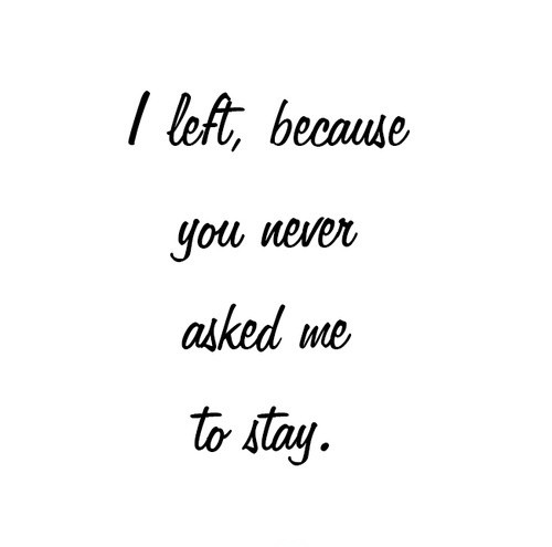 Leaving Picture Quotes