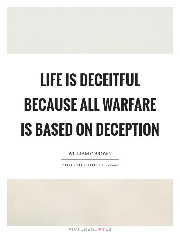 life is a warfare