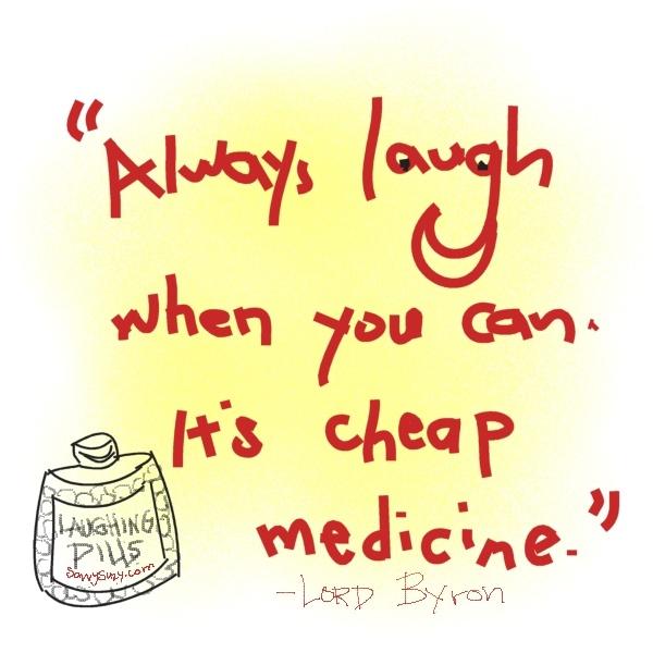 Laugh Quote 1 Picture Quote #1