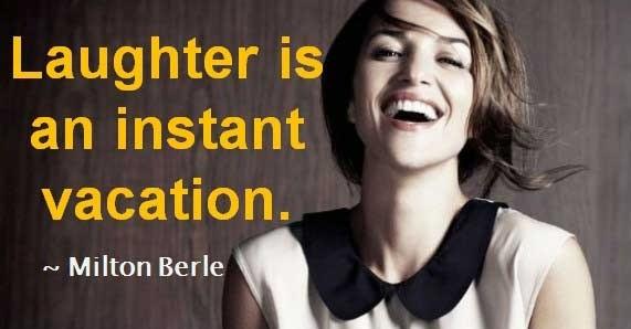 Laugh Quote 2 Picture Quote #1