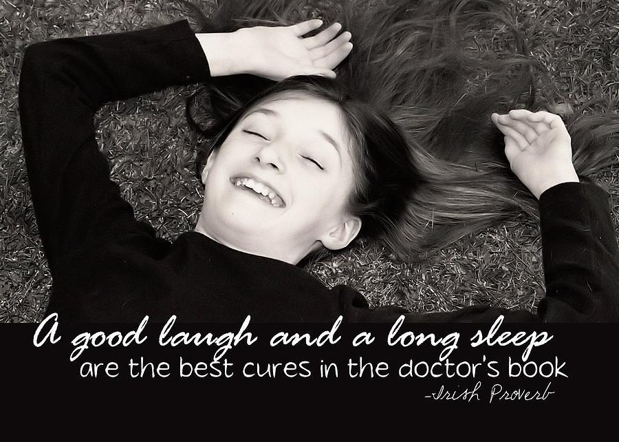 Good Laugh Quote 1 Picture Quote #1