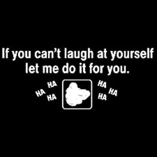 Laugh Quote 3 Picture Quote #1