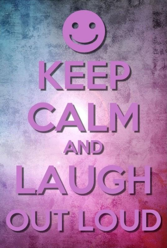 Laugh Quote 6 Picture Quote #1
