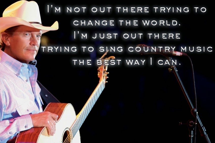 Famous Country Music Quote 1 Picture Quote #1
