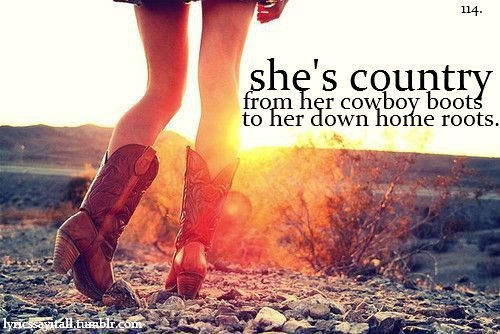 Country Music Quote 3 Picture Quote #1