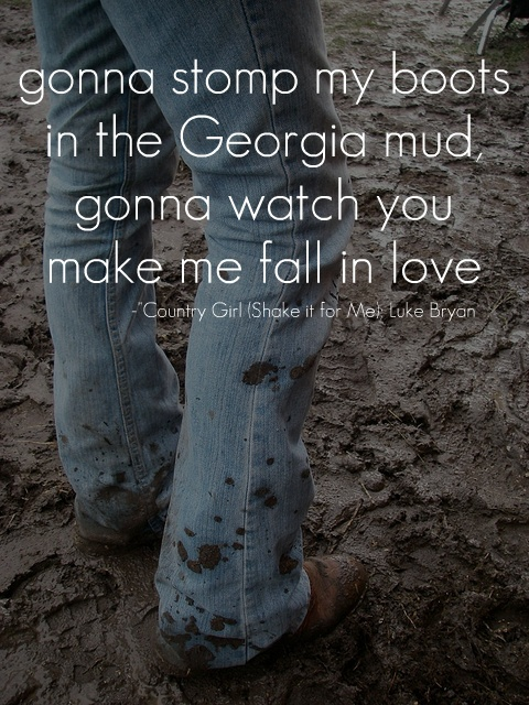 Luke Bryan Country Music Quote 2 Picture Quote #1