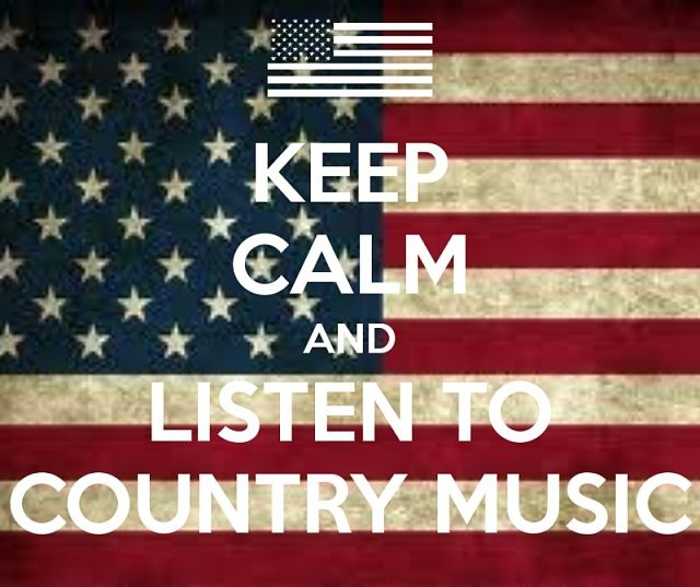 Country Music Quote 7 Picture Quote #1