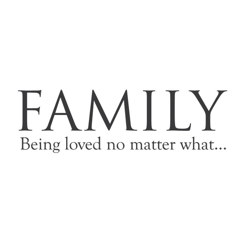 Family Love Quote 1 Picture Quote #1