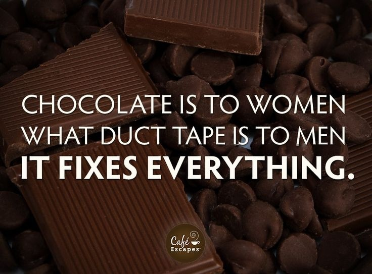Top Chocolate Quote 2 Picture Quote #1