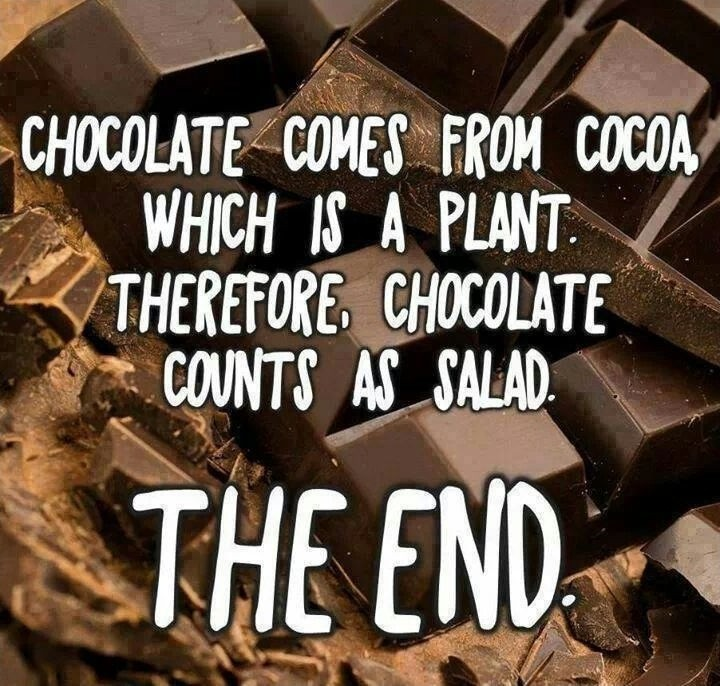 Chocolate Quote 5 Picture Quote #1